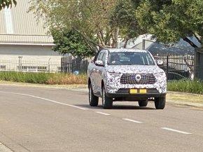 รถกระบะ P Series ของค่าย GWM พรางตัววิ่งตามท้องถนนในหลายประเทศทั่วโลก   ...มาพร้อมระบบ Apple CarPlay และ Android Auto