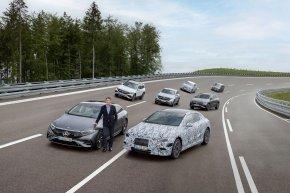 เมอร์เซเดส-เบนซ์ เตรียมพร้อมก้าวสู่การเป็นผู้ผลิตรถยนต์ไฟฟ้าเต็มตัว