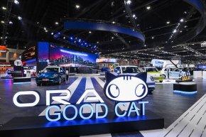 """เกรท วอลล์ มอเตอร์ เผยโฉม """"All New HAVAL H6 Hybrid SUV"""" ครั้งแรกของโลก พร้อมขนทัพรถยนต์ไฟฟ้า และนวัตกรรมยานยนต์แห่งอนาคต ในมอเตอร์โชว์ ครั้งที่ 42"""