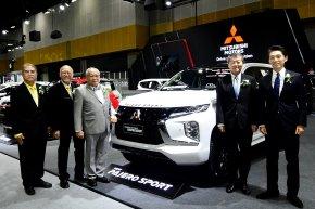 มิตซูบิชิ มอเตอร์ส ประเทศไทย จัดแสดงยานยนต์แห่งสุนทรียภาพ ที่งานฟาสต์ ออโต โชว์ ไทยแลนด์ 2020