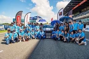 ฟอร์ด ไทยแลนด์ เรซซิ่ง ลงสนามแรกสร้างสีสันให้การแข่งขันรถกระบะ  รายการไทยแลนด์ ซูเปอร์ ซีรีส์ ณ สนามช้าง อินเตอร์ เนชั่นแนล เซอร์กิต