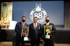 ร.ย.ส.ท. จัดงานฉลองแชมป์ประเทศไทย รับถ้วยพระราชทานฯ RAAT CHAMPIONS' DAY 2020