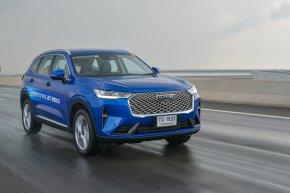 สัมผัสประสบการณ์ใหม่ เทคโนโลยีอัจฉริยะมาเต็ม   กับการทดลองขับ All New HAVAL H6 Hybrid SUV จาก GWM