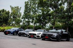 ท่องหัวหิน กินซีฟู๊ด บูสต์สุดคันเร่งกับ Mercedes-AMG Performance Tour