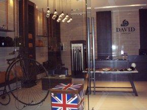 DAVID London ชั้น 2 เกษรพลาซ่า