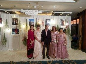 ร่วมงานแต่งงานลูกชาย คุณสุรชัย สุทธิธรรม นายกสมาคมผู้เลี้ยงสุกรแห่งประเทศไทย21/10/61 ณ โรงแรม แชงกรีล่า กรุงเทพฯ