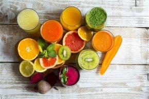 3 น้ำผักผลไม้ ต้านมะเร็ง โรคหวัด ชะลอความแก่