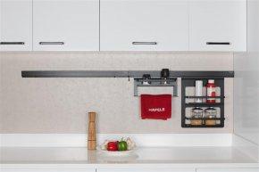 วิธีเลือกชั้นวางของในครัว อุปกรณ์ชุดครัว เพิ่มพื้นที่จัดเก็บ
