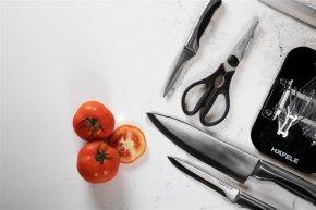 อุปกรณ์ที่ควรมีติดครัว ชุดมีดทำครัวอเนกประสงค์ จากเฮเฟเล่