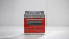 เตาอบ Bertazoni Freestand cooker รุ่น Professional ดีไซน์จากอิตาลี