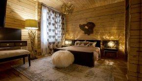 เติมความเป็นธรรมชาติให้ห้องนอน ด้วยวัสดุตกแต่งลวดลายไม้