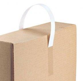 Carry handle tape เทปหูหิ้วพิมพ์โลโก้