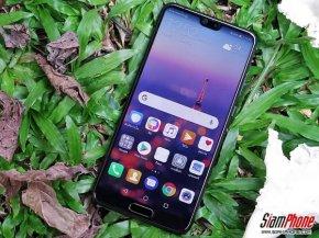 รีวิว Huawei P20 สมาร์ทโฟนตัวท็อป ราคาไม่ถึง 20,000 บาท