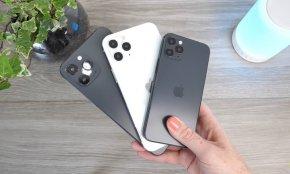 เปรียบเทียบ iPhone 12, iPhone 12 Pro, iPhone 12 Pro Max เทียบกับ iPhone 11 และ iPhone SE
