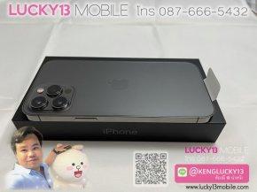 iPhone 12PROMAX 128GB GRAPHITE เครื่องใหม่ ลดราคา