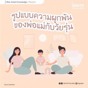 หลีกเลี่ยง รวนเร ขาดการจัดการ และมั่นคงปลอดภัย: รูปแบบความผูกพัน 4 แบบของพ่อแม่กับวัยรุ่น
