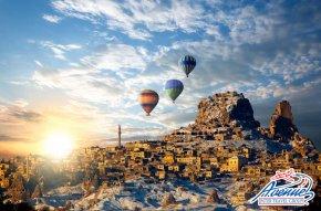 เที่ยวตุรกี เมืองมรดกโลกคัปปาโดเกีย