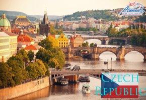 ทัวร์ยุโรป ประเทศเชค เมืองเล็กๆที่ไม่เล็ก