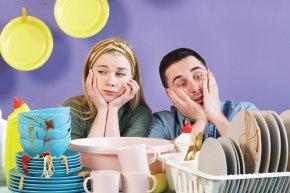 ล้างจานอย่างไรให้ถูกสุขอนามัย