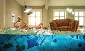 5 วิธีทำความสะอาดบ้านหลังน้ำท่วม