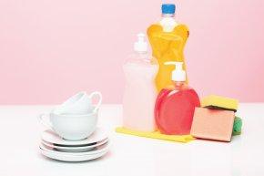 6 วิธีเลือกน้ำยาล้างจาน