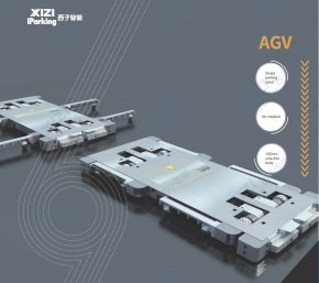 G-09 Automatic Guided Vehicle Parking (AGV By XIZI )