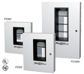 FireShield Conventional Fire Alarm Control Systems
