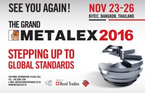 YKT join The Grand METALEX 2016