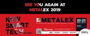 YKT join The METALEX 2019