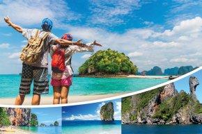 ทริป 4 เกาะ