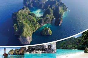 ทริป เกาะพีพี