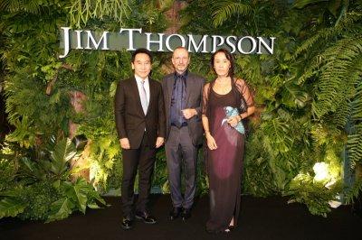 """""""จิม ทอมป์สัน"""" เปิดตัว """"แฟล็กชิปสโตร์"""" พร้อมมุ่งสู่การเป็นแบรนด์ลักชัวรี่ระดับโลก"""