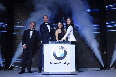 'อมร เพรสทีจ' ร่วมกับ 'บีเอ็มดับเบิลยู ประเทศไทย' เปิดตัว 'BMW SERVICE ONLY OUTLET' พร้อมโชว์ POEM