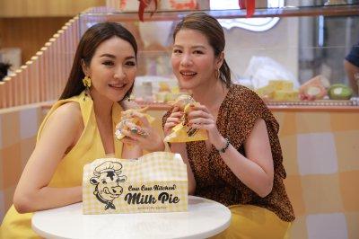 Cow Cow Kitchen by Tokyo Milk Cheese Factory โดดเด่นด้วยเมนูแสนอร่อยอย่าง 'มิลค์ ชีส พาย' เอาใจคนรักชีส