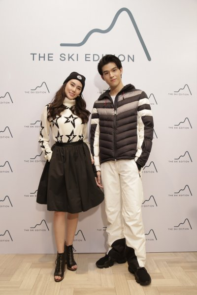 สัมผัสประสบการณ์เล่นสกี ในงานเปิดตัว 'เดอะ สกี อิดิชั่น' (THE SKI EDITION) มัลติแบรนด์สโตร์แห่งแรกของไทย