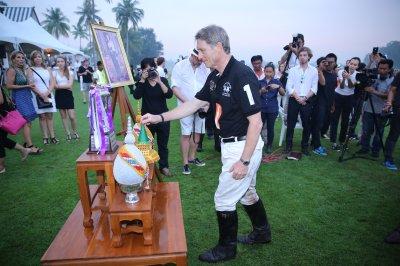 โปโลการกุศลแห่งปี B. Grimm Thai Polo Open 2017 เหล่าเซเลบ ใจบุญร่วมงานมอบรายได้ให้โรงเรียนจิตรลดา
