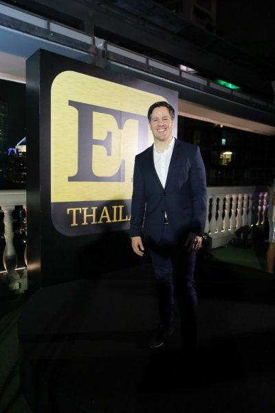 เต้ ปิยะรัฐ นำทีมเซเลบริตี้ตัวแม่ จัดปาร์ตี้สุดเอ็กคลูซีฟ เปิดตัว Entertainment Tonight
