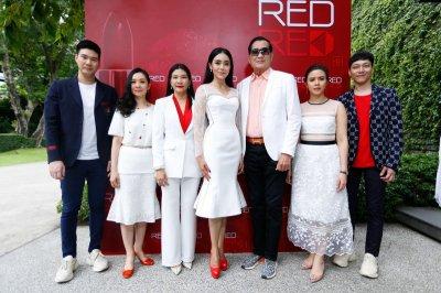 'สวยเปลี่ยนโลก' ไปกับเครื่องสำอาง 'เรด เรด' (RED RED) พร้อมอวดโฉมลิปสติก 12 เฉดสีสวย
