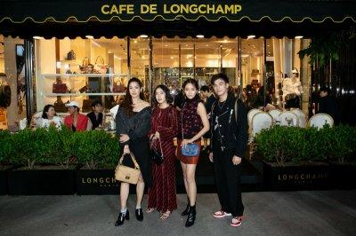 LONGCHAMP ฉลองครบรอบ 70 ปี พร้อมเปิดตัว Café de Longchamp