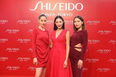 "SHISEIDO เผยโฉม 'Friend of Shiseido Makeup' ในงาน""Beauty Reimagined with Shiseido Makeup"""