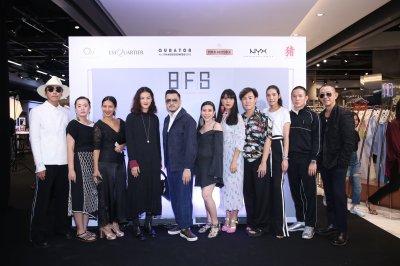 Bangkok Fashion Society (BFS) ปลุกสีสันของฤดูกาล Autumn/Winter 2017