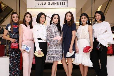 """Lulu Guinness เปิดตัวคอลเลคชั่น ประจำฤดูใบไม้ผลิและฤดูร้อน 2017 """"HEART OF EXPRESSION"""""""