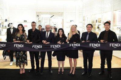 FENDI เผยโฉมบูทีคใหม่ ณ ไอคอนสยาม นับเป็นสาขาที่ 3 ในกรุงเทพฯ และใหญ่ที่สุดในประเทศ