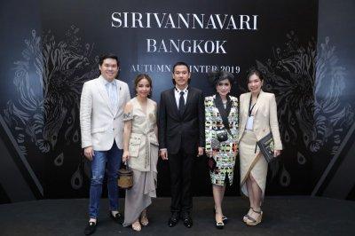 SIRIVANNAVARI AND S'HOMME AUTUMN-WINTER 2019/20 COLLECTION