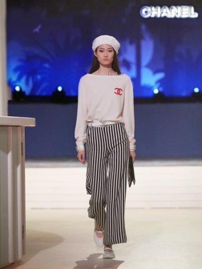 CHANEL CRUISE 2018/19 REPLICA SHOW IN BANGKOK