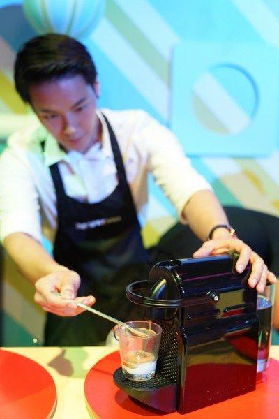 Nespresso Joy in Every Cup เนสเพรสโซ ประเทศไทย ฉลอง 2 ปี พร้อมเปิดตัวกาแฟแคปซูล 3 รสชาติใหม่