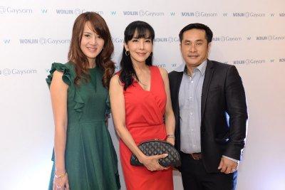 "WONJIN แบรนด์ความงามของเกาหลี เปิดตัว ""WONJIN @ Gaysorn"" Beauty Surgery Gallery แห่งแรกของโลก"