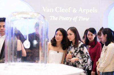 Van Cleef & Arpels จัดนิทรรศการเรือนเวลา 'The Poetry of Time' เป็นครั้งแรกในเอเชีย