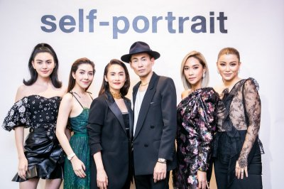เปิดตัว self–portrait Bangkok Store แห่งแรกในเอเชีย และ แห่งที่ 3 ของโลก พร้อมดีไซเนอร์ Han Chong