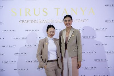 """Sirus Tanya"" เผยเวิลด์ มาสเตอร์พีซ พร้อมฉายความสำเร็จ 5 ผู้หญิงแถวหน้า ผ่านจิวเวลรี่ กว่า 800 ล้านบาท"